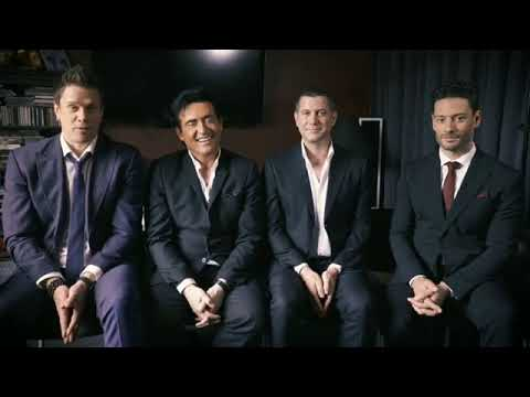 Il divo new album timeless 2018 12 7 2018 youtube - Album il divo ...