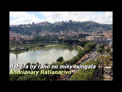 Andrianary Ratianarivo Rehefa ny rano no misy tsingala
