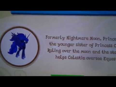Luna Is Again Saved From Nightmare Moon, 3rd Play Through MLp:FIM Gameloft