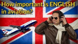 IMPORTANCE of ENGLISH in Aviation! Explained by CAPTAIN JOE *advertisement