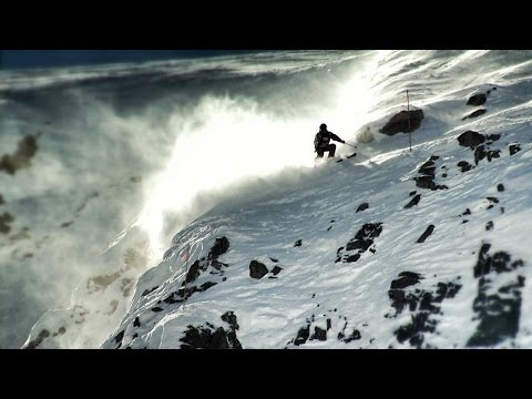 CHASING LIMITS - Lake Louise Big Mountain Challenge 2015