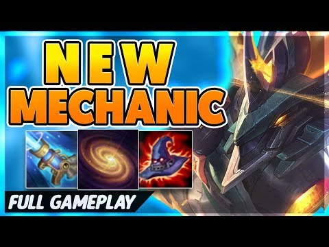 RIOT MADE THE BEST CHANGE FOR THIS CHAMP (1000+ AP) - BunnyFuFuu Full Gameplay