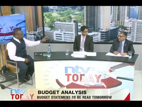 Budget 2017 analysis; Government spending and taxation
