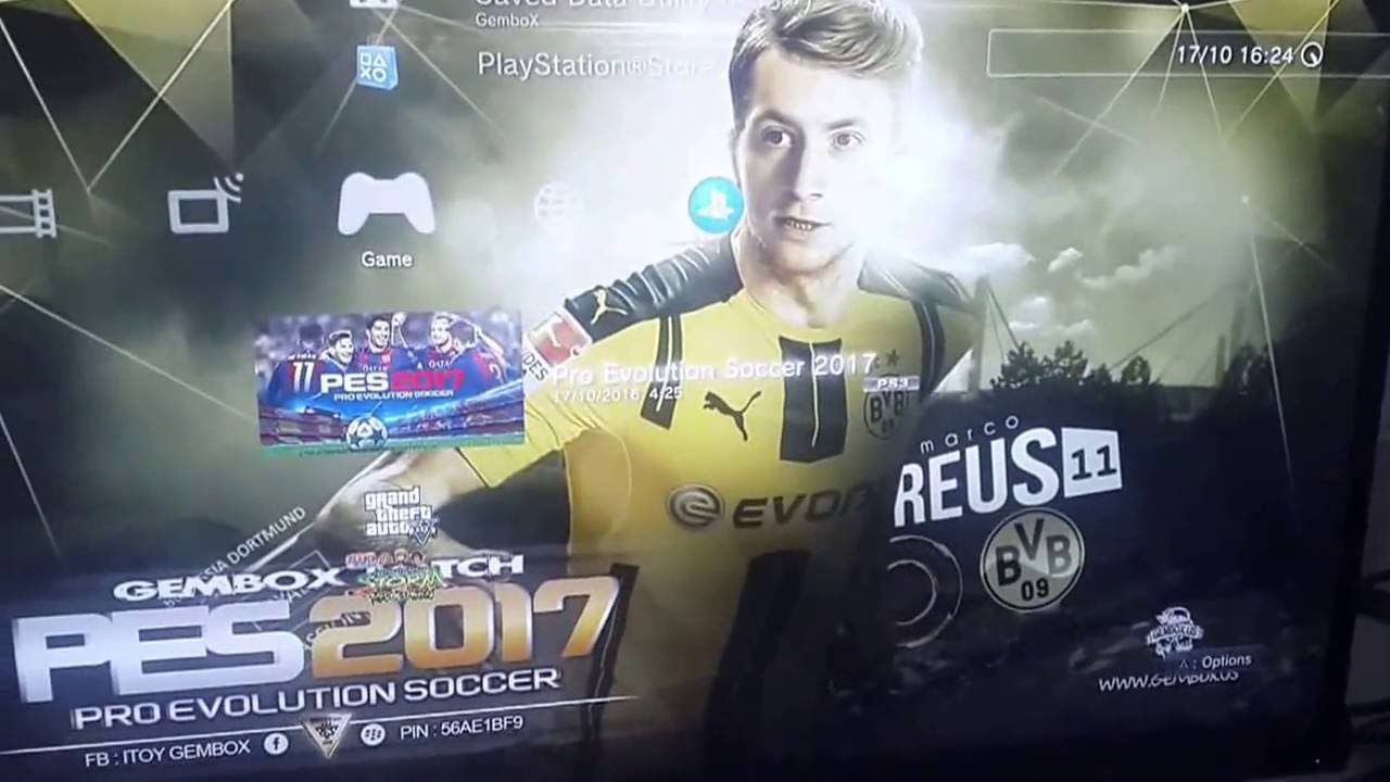 ✨ Download patch pes 17 ps3 | Free Download PES 2017 Data