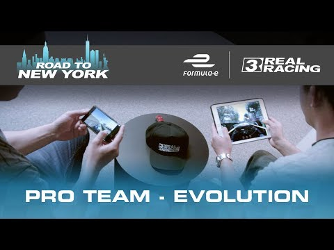 RR3 Pro Team - Evolution