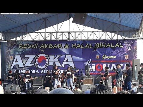 AZOKA Bersama NEW MONATA Live Kedok Turen