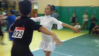 DANCESPORT KIDS COMPETE AT CEBU CITY SPORTS INSTITUTE, PHILIPPINES.