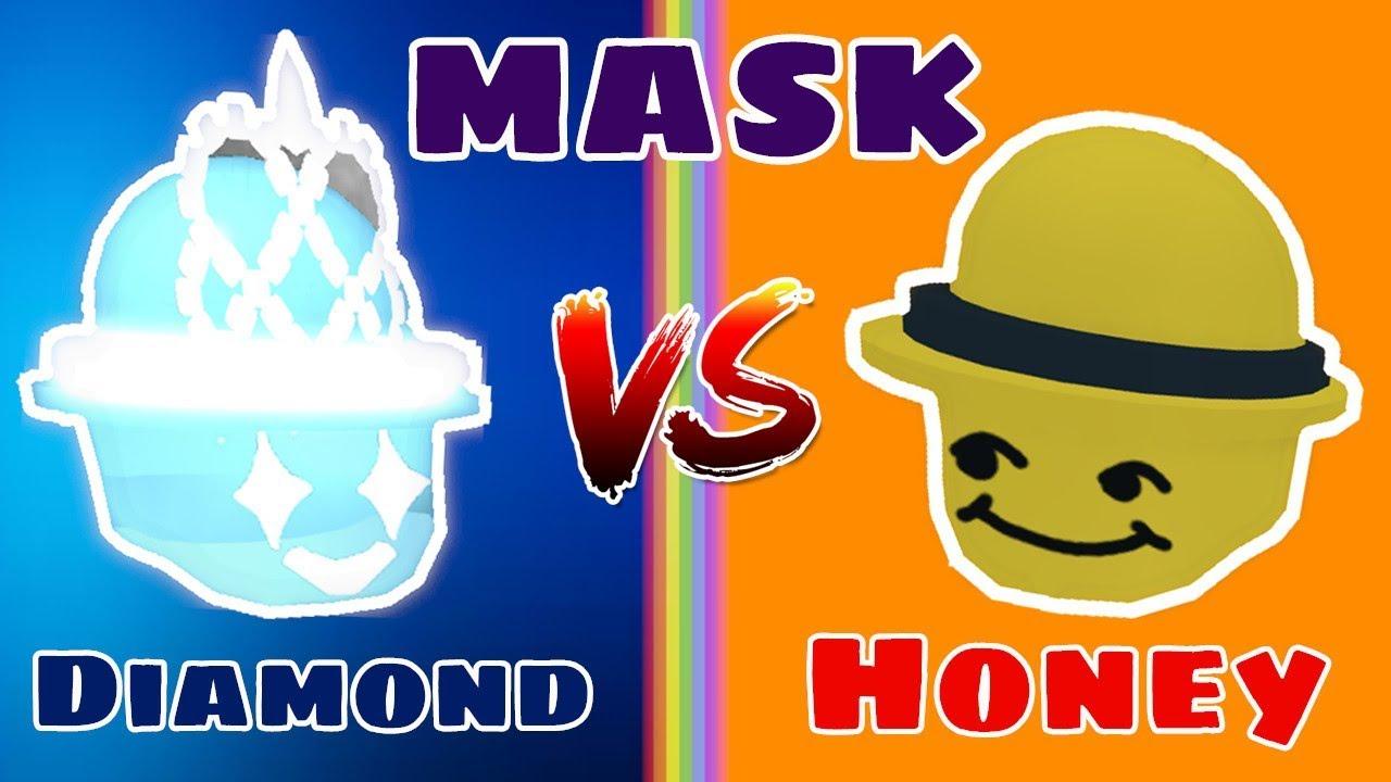 Honey Mask Bee Swarm