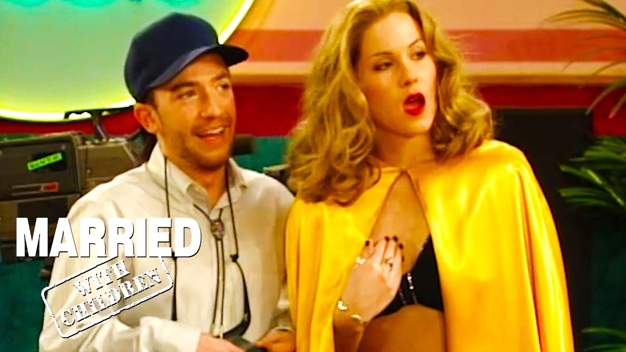 Kelly & Bud's Creative Differences! | Married With Children