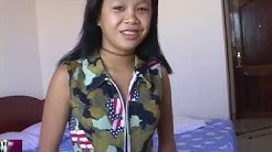 VN Girl in Hotel Room in South East Asia