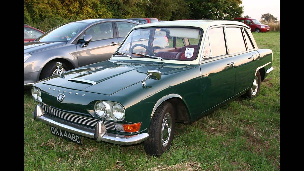 Triumph 2000 Mk1