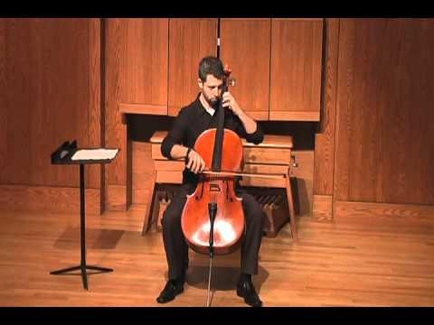 Puple Haze on Solo Cello