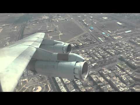 B707-300 Saha Air take off Mehrabad - Mashhad