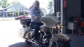 Harley Davidson liefhebber - Thumbnail