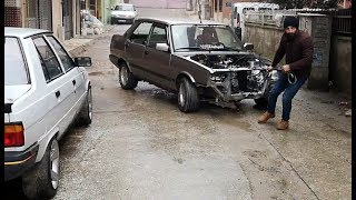 1 Beygir Tofaş vs Custom BMW M3 !!