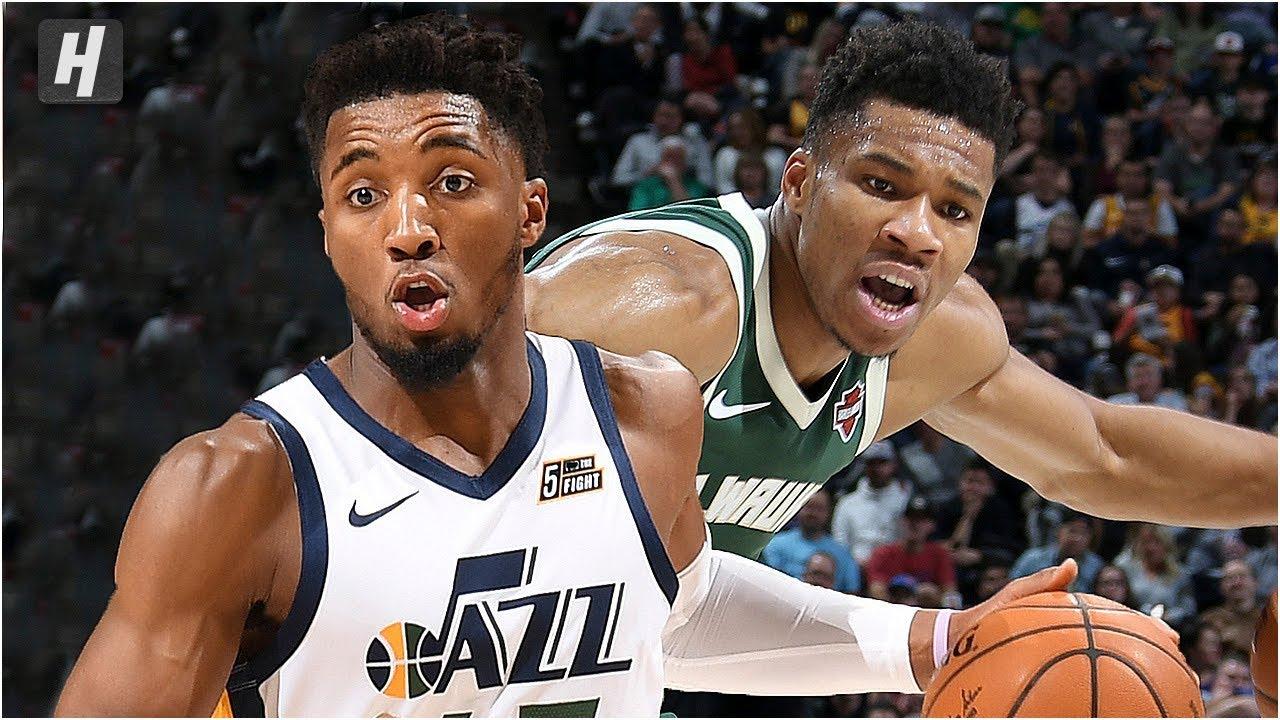 Milwaukee Bucks vs Utah Jazz - Full Game Highlights   November 8, 2019    2019-20 NBA Season - YouTube