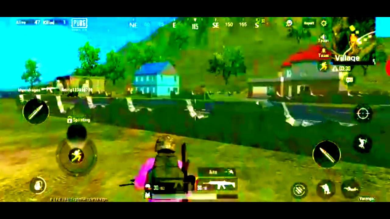 Pubg game on pro player | 5 kill Demo | INDIAN PUBG