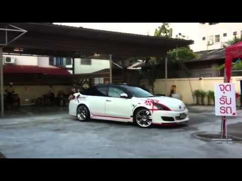 Nissan Teana Mark