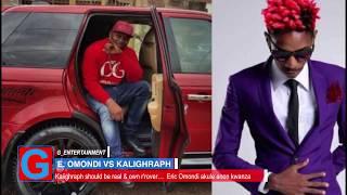 Eric Omondi vs Khaligraph, King Kaka vs Sauti Sol
