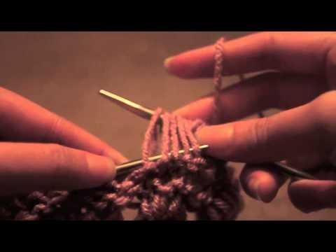 Cách đan khăn len mẫu hoa Cúc AZ