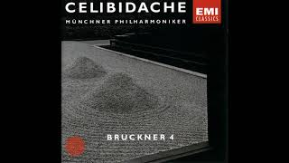 "Bruckner - Symphony No 4 ""Romantic"" - Celibidache, MPO (1988)"