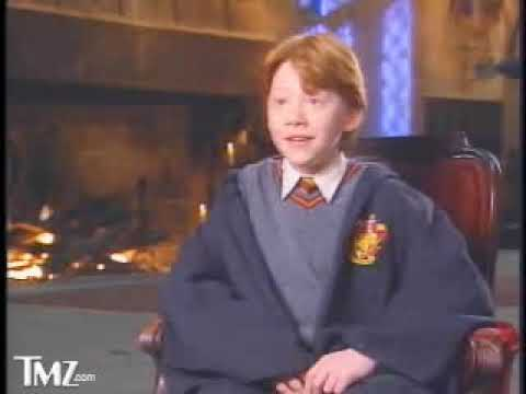 2001 Interview: On Set of Harry Potter and the Philosopher ...