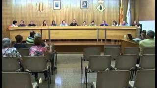 Ple  Municipal d'Alpicat a 01-09-2015