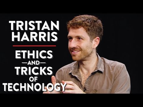 The Ethics and Tricks of Technology (Tristan Harris Pt. 1)