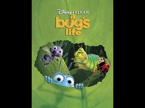 a bug s life movie review Mrtardis11 reviews the pixar film of 1998, a bug's life directed by john lasseter starring dave foley, julia louis-dreyfus, kevin spacey, hayden panetier.