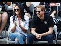 El encuentro de Harry y Meghan Markle con la Reina Isabel II | La Hora ¡HOLA!