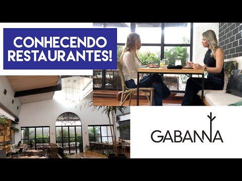 TOUR POR CAMPINAS: Restaurante Gabanna