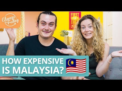 HOW EXPENSIVE IS MALAYSIA? - COSTS OF LIVING & TRAVEL