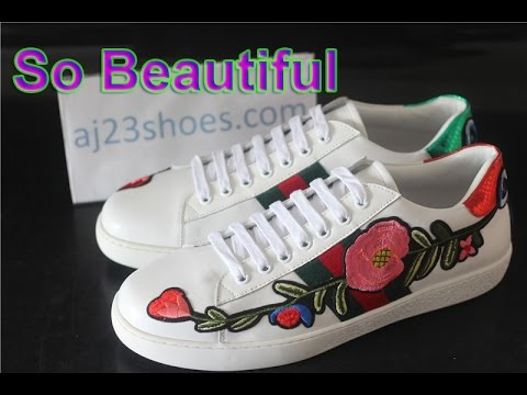 ac02d0e6f89 Brand Ace embroidered low-top sneaker Unboxing   Review - YouTube
