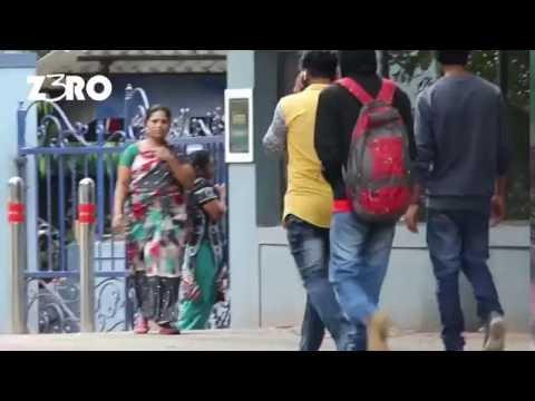 Asking People Wadia College's Address Walking Along Prank | Zero Confession's First Prank