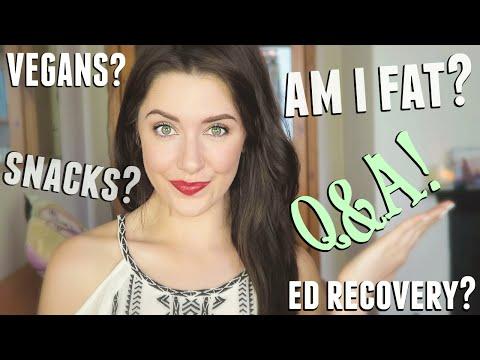 Belly Rolls, Body Dysmorphia & Diet Advice!   Ask Melanie