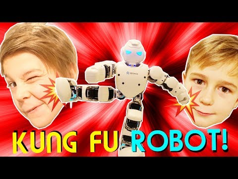 KUNG FU ROBOT vs CRASH BROTHERS → vem KROSSAR mest?!