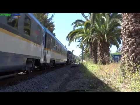 Tren especial de pruebas de EFE || Un viaje por la legendaria Zona 1