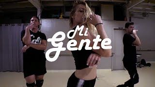 J. Balvin, Willy William - Mi Gente. Choreography by Laurin