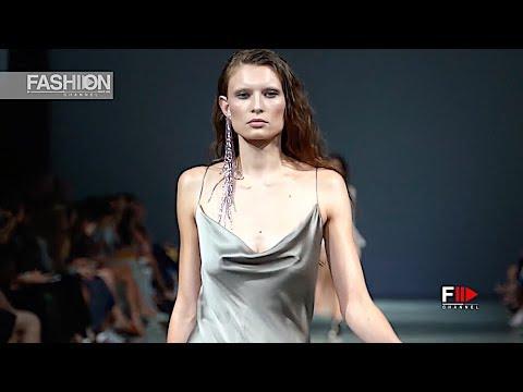 ARUTIUNOVA Spring Summer 2019 Ukrainian FW - Fashion Channel