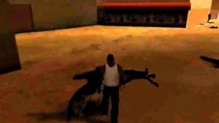 Loquendo GTA San Andreas El perro de CJ