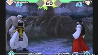 Inuyasha: Feudal Combat ~ Sesshomaru Story Mode (1/2)
