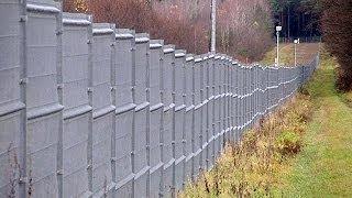 La difícil frontera entre Lituania y Bielorrusia