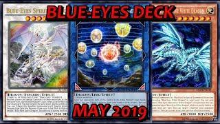 [YGO PRO] Blue Eyes Deck - May 2019