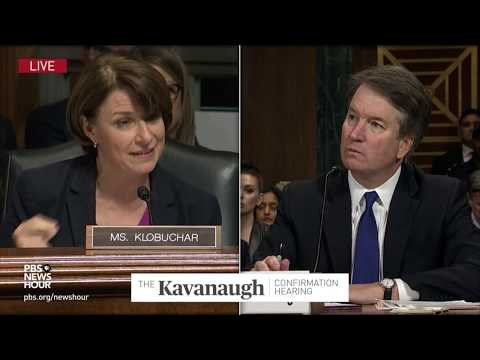 Kavanaugh challenges notion that he was 'belligerent' while drinking