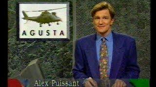 BRTN Journaal (Alex Puissant) + Sport Op Zaterdag (Frank Raes) (8 januari 1994)