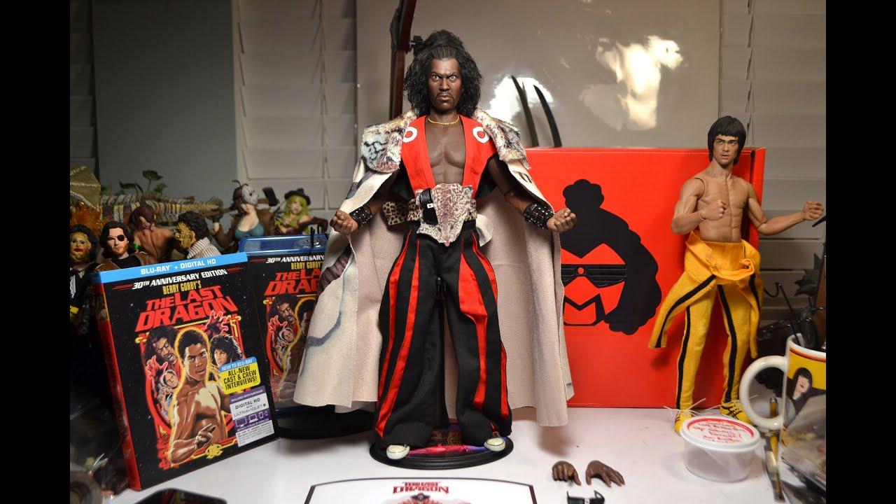 "Gordy Movie Cast inside 12"" 1/6 sho'nuff custom figure review! the last dragon the shogun"