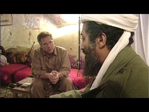 Osama bin Laden's Last Western Interview Before 9/11