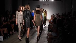ELISE OVERLAND S/S 2011 FASHION SHOW - VIDEO BY XXXX MAGAZINE