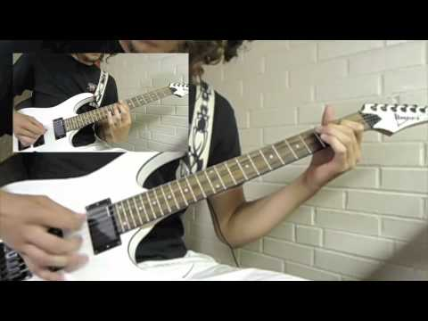 Lip Gloss and Black - Atreyu Guitar Cover