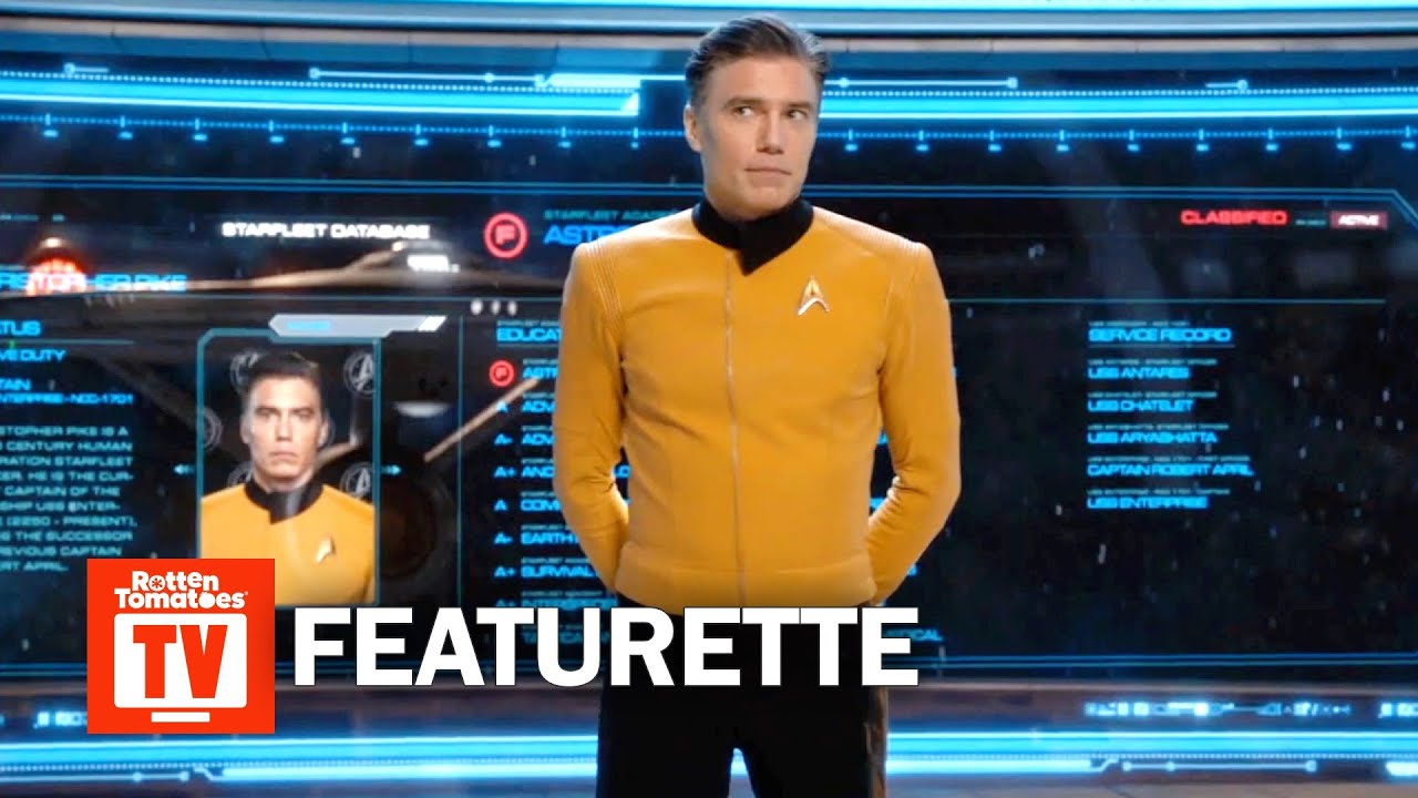 Star Trek: Discovery Season 2 Featurette | 'Becoming Pike' | Rotten  Tomatoes TV